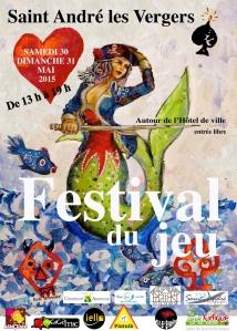 Festival jeu 30 & 31 mai