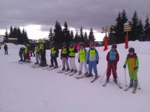 ski BSA 18
