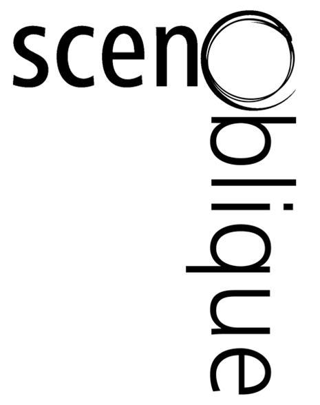 scenoblique